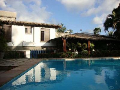 Espetacular Residência Em Condomínio De Luxo. - J46 - 3049740