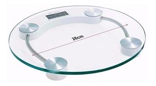 Balança Digital Vidro Temperado 150kg Casa Banheiro Academia