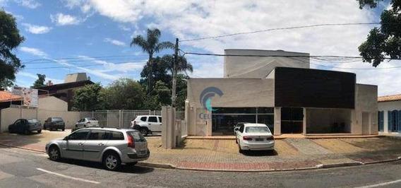 Prédio Em Região Nobre, 570 M² Por R$ 30.000/mês - Jardim Esplanada - São José Dos Campos/sp - Pr0042
