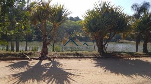 Imagem 1 de 14 de Imperdível !!  Terreno Em Frente Ao Lago Em Condomínio!! - 94