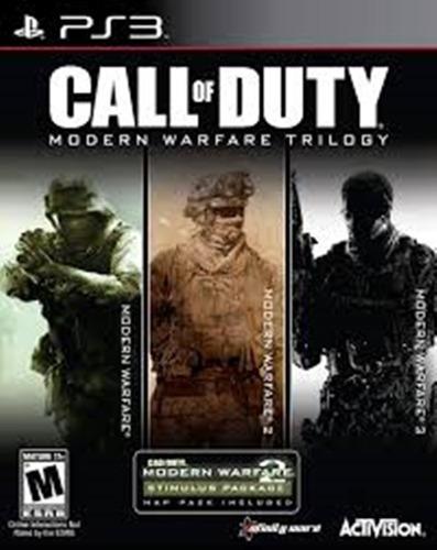 Modern Warfare Pack 2, 3 Y 4  Ps3