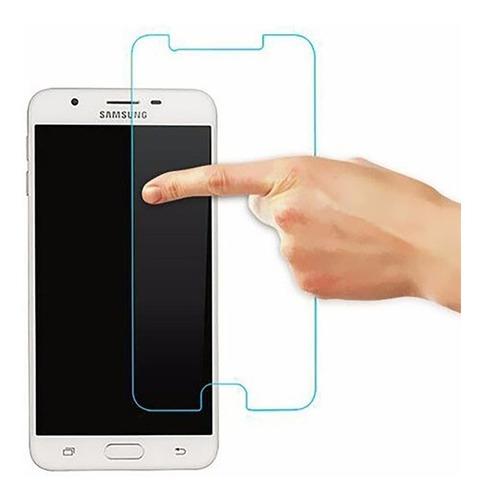 ¡ 2x1 Protector Pantalla Vidrio Templado Samsung J5 Prime !!