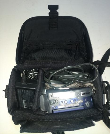 Filmadora Sony Handycam Dcr-dvd101