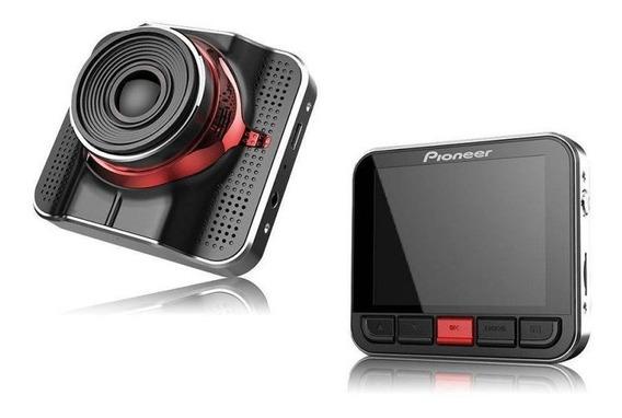 Camera De Seguranca Automotiva Pioneer Dashcam Vrec-100ch Te