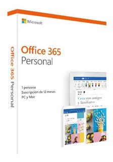 Licencia Microsoft Office 365 Home 1 Usuarios Esd