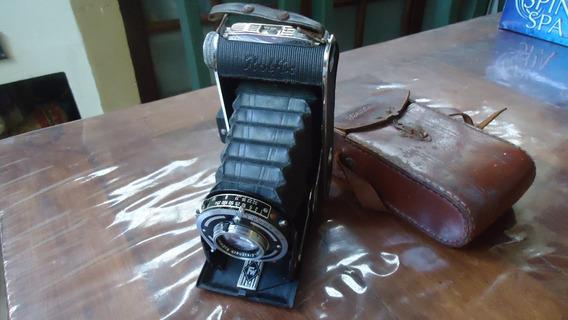 Camera Fotografica Fw Franka Rolfix Made Germany Coleção