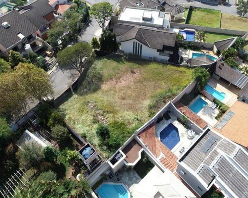 Imagem 1 de 3 de Terreno De 1.024m²  Parque Dos Príncipes - Tr00369 - 69878626