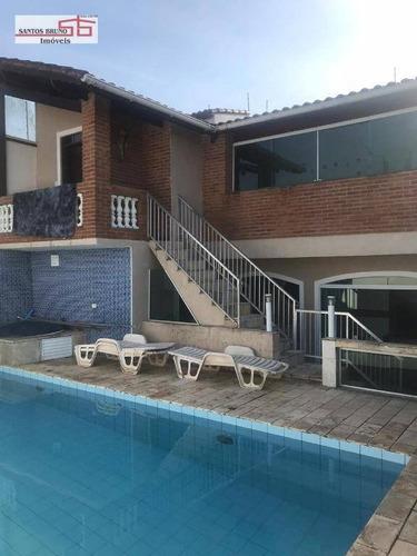 Imagem 1 de 30 de Casa Com 3 Dormitórios À Venda, 200 M² Por R$ 700.000,00 - Solemar - Praia Grande/sp - Ca0711