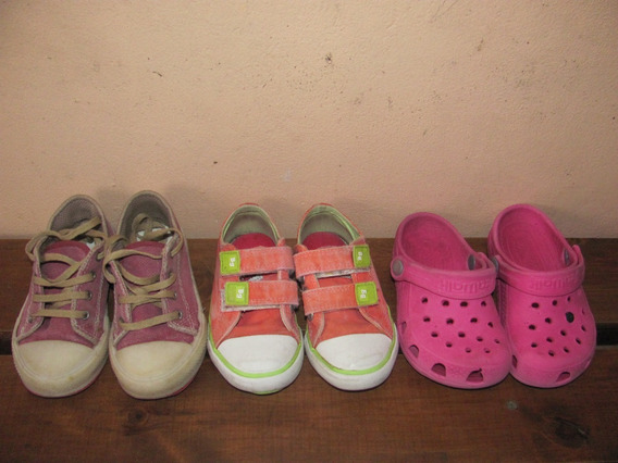 Zapatillas Y Crocs
