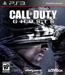 Call Of Duty Ghosts Ps3 Juego Fisico Sellado Sevengamer