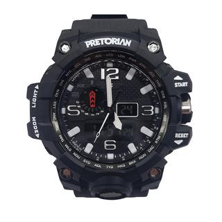 Relógio Pretorian Combat Black (wprt-08-1)