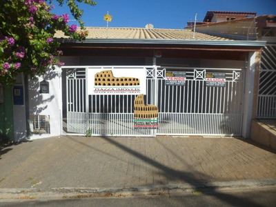 Casa Com 3 Dormitórios À Venda, 105 M² Por R$ 350.000 - Jardim Piazza Di Roma Ii - Sorocaba/sp - Ca0091