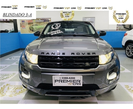 Land Rover Range Rover Evoque 2.2 Sda Prestige 4x4 16v Diese