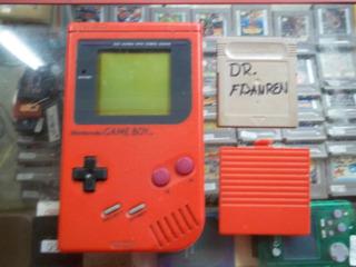 Consola Nintendo Game Boy Roja