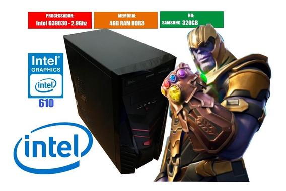 Cpu Computador Pc Gamer League Of Legends + Crossfire