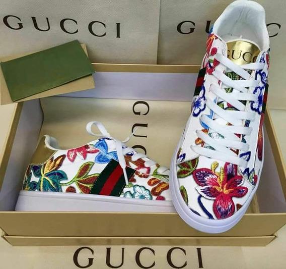 Tenis Gucci, Louis Vuitton