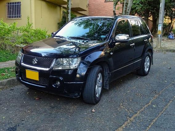 Suzuki Grand Vitara 2.0, Mecánico