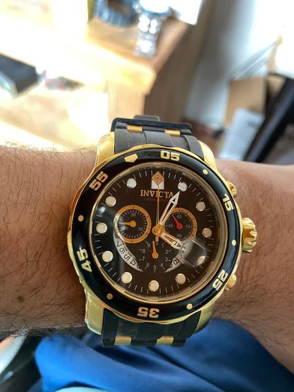 Lindo Relógio Invicta Pro Diver 6981 100% Original Semi-novo