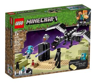 Lego Minecraft - 21151- The End Battle - Nueva Linea!!!