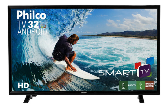 Smart Tv Philco Android 32 Ph32e20dsgwa Bivolt