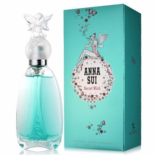 Perfume Secret Wish De Anna Sui Para Dama