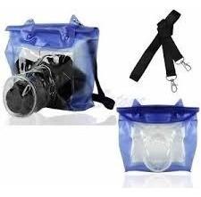 Protector Impermeable De Camara Canon Nikon 20m