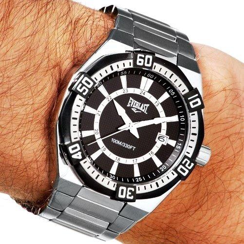 Relógio Original Everlast Masculino Analógico Esportivo