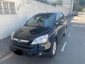 Abaixou O Preço Honda Cr-v 2.0 Exl 4x4 Aut. 5p 2008
