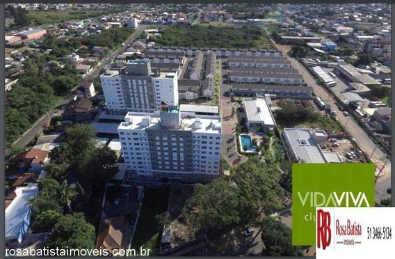Apartamento Com 2 Dormitório(s) Localizado(a) No Bairro Centro Em Canoas / Canoas - A124