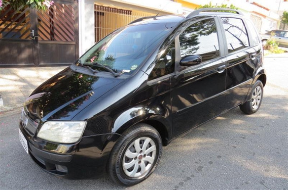 Fiat Idea 1.4 Mpi Elx 8v Flex 4p Manual 2006/2007