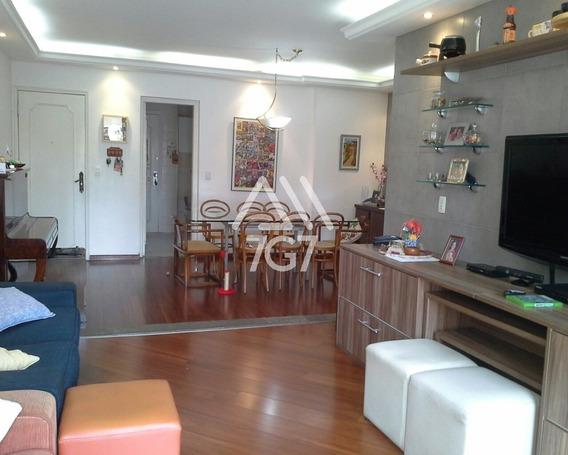 Apartamento À Venda Na Chácara Santo Antonio - Ap06691 - 32365367