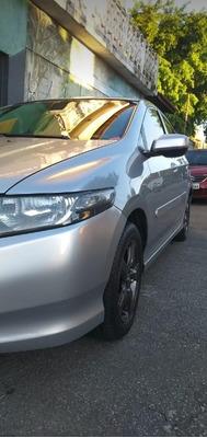 Honda City 1.5 Lx Flex Aut. 4p 2010