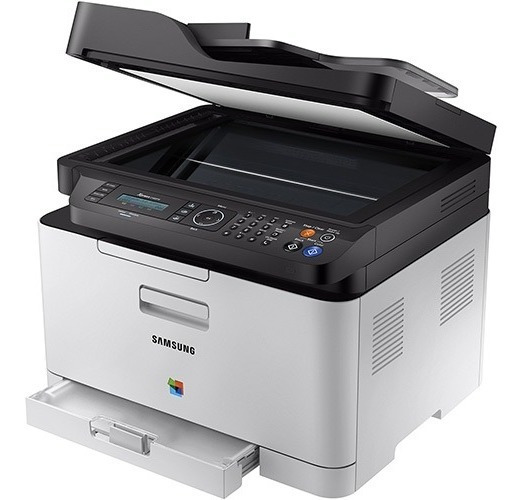 Impressora Multifuncional Samsung Laser Xpress Sl-c480fw
