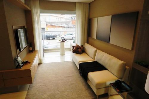 Apartamento Com 3 Dormitórios À Venda, 71 M² Por R$ 591.046 - Jardim Vila Formosa - São Paulo/sp - Ap6409