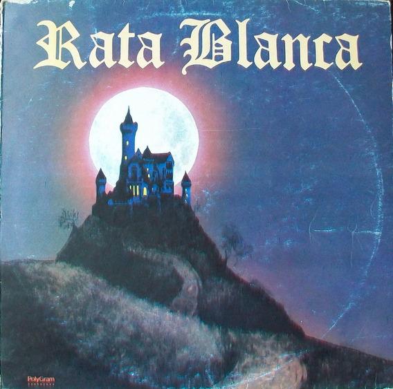 Rata Blanca - Rata Blanca Disco Vinilo Lp Primer Disco