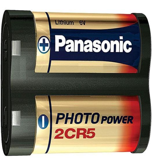 Pila Panasonic Lto 2cr5 6v 2cr-5mpa/1b