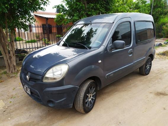 Renault Kangoo 1.6 2 Ath Plus 7as Da Aa Cd Pk Lc 2010