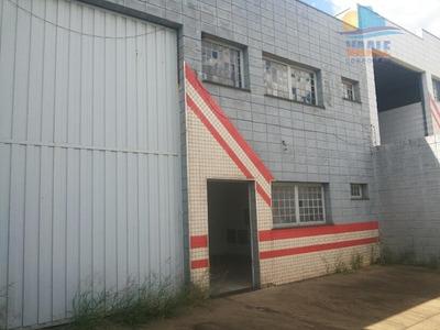 Barracão Para Alugar, 187 M² Por R$ 2.700/mês - Parque Via Norte - Campinas/sp - Ba0204