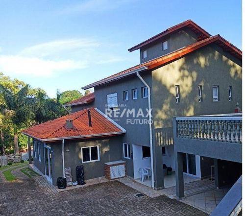 Imagem 1 de 30 de Casa Com 3 Dormitórios À Venda, 340 M² Por R$ 1.550.000,00 - Recanto Suiço - Cotia/sp - Ca0164