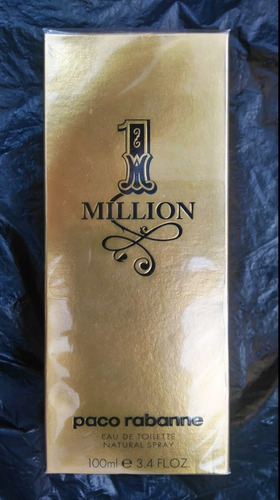 Perfume One Million Paco Rabanne 200ml. ( Somos Ecuaclick )