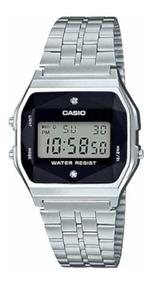 Relógio Casio Vintage A159wad-1df Diamond