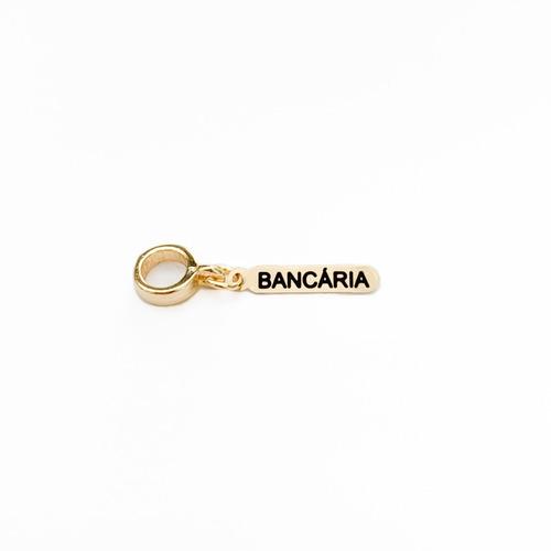 Imagem 1 de 1 de Berloque Bancária - Bd_445