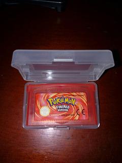 Pokemon Fire Red Version Español Re-pro+ Envio Gratis