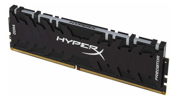 Memoria Hyperx Predator Ddr4 Rgb 16gb 3200mhz Cl16 Dimm Xmp