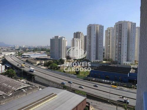 Conjunto À Venda, 250 M² Por R$ 2.500.000,00 - Vila Leopoldina - São Paulo/sp - Cj0100
