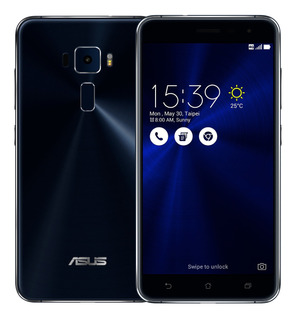 Celular Zenfone 3 Asus Octa Core Android 6.0.1 Negro Ze552k