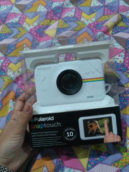 Câmera Touché Polaroid