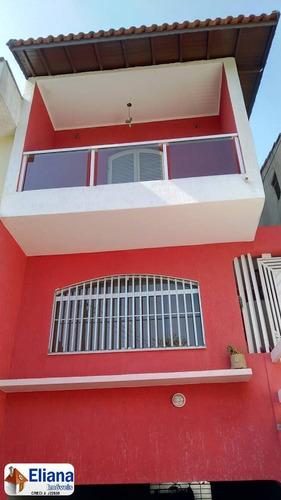 Sobrado 3 Dormitórios  237 M² - Vl. Pires Pires - Ma5641