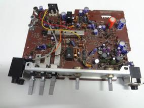 Placa Principal Do Tape Deck Tecnics 608