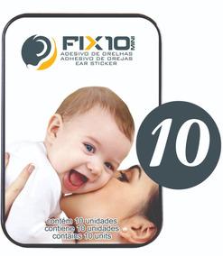 Fix10 Mini - Corretor Estético De Orelha | Combo 10 Unidades